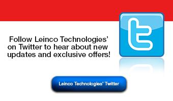 Leinco on Twitter Program