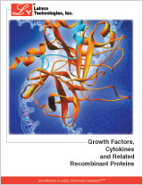 Growth Factors, Cytokines & Related Recombinant Proteins