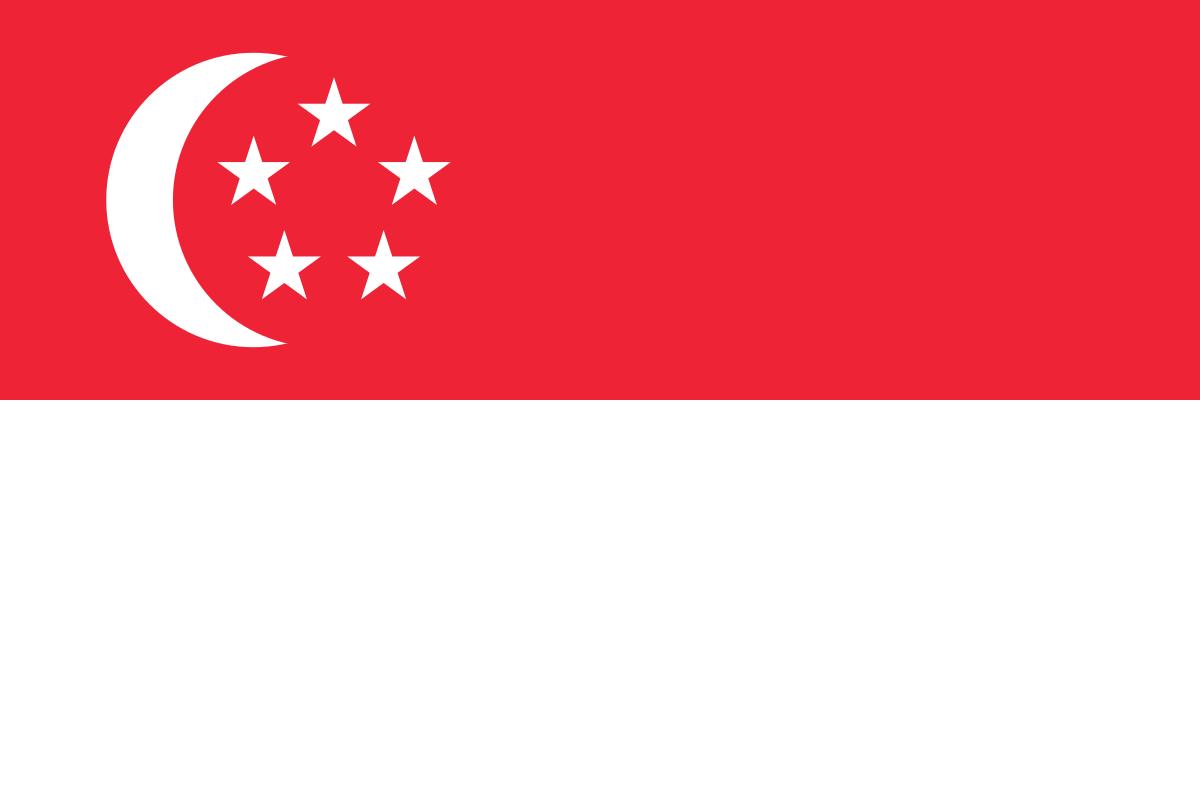Singapore Flag Image